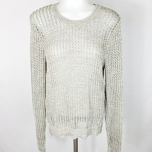 BCBGeneration Loose Knit Sweater